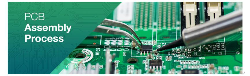 An Industrial Process of Printed Circuit Board Assembly