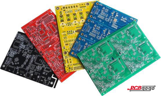 How is solder mask applied on PCB?