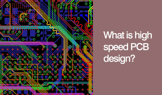 What Is High Speed Pcb Design